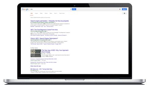 macbook google search